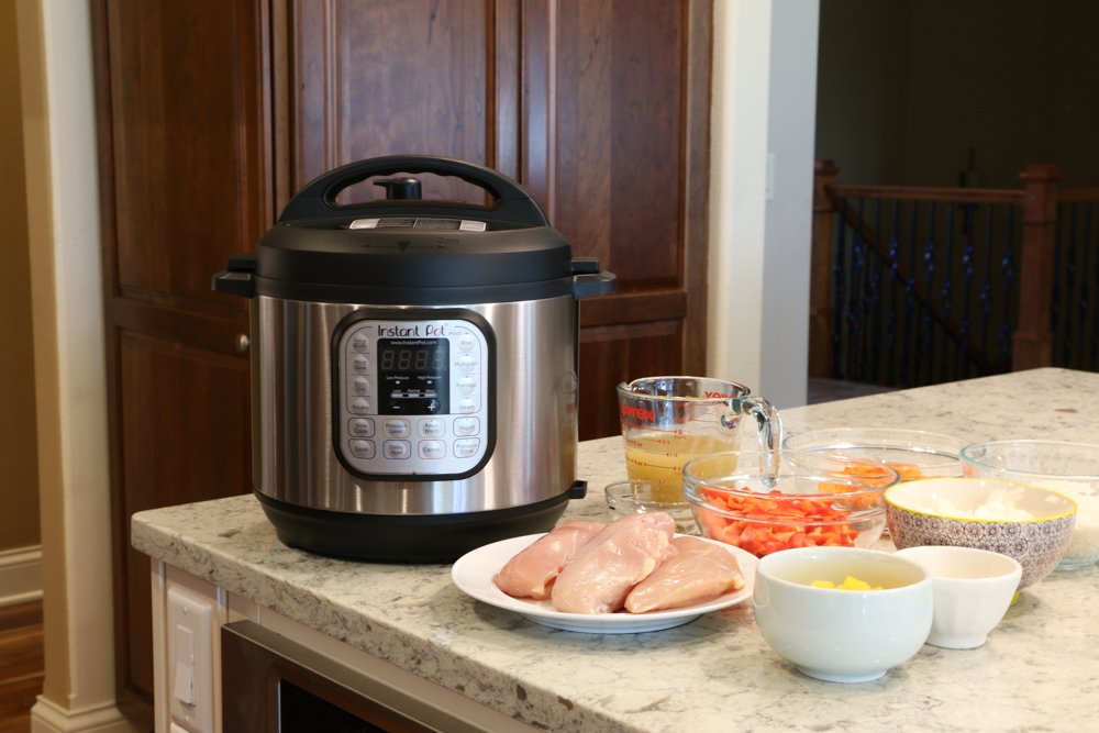 Instant Pot 101: using your instant pot or pressure cooker for the first time can be very intimidating. Here are some tips to help you along the way!