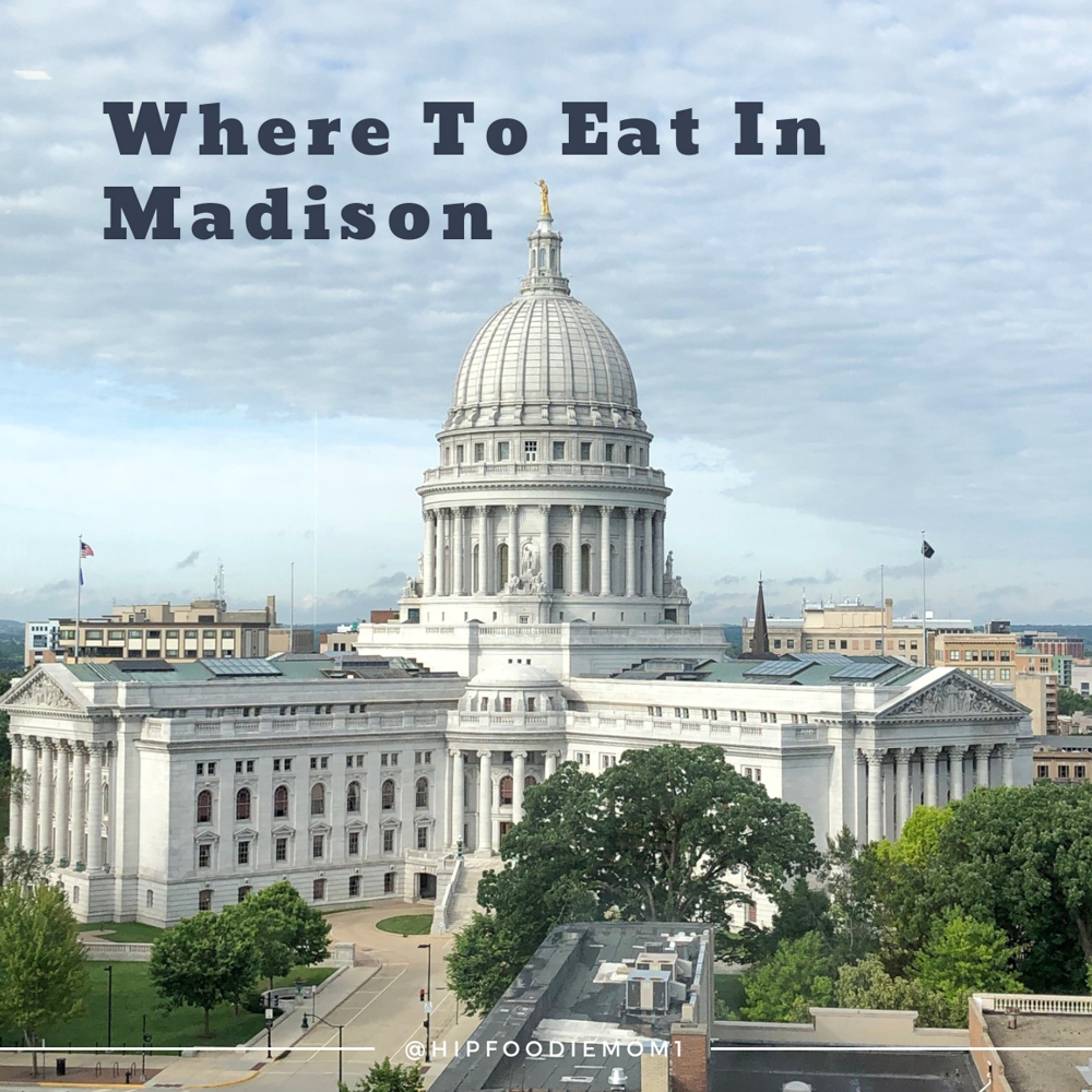 Madison Wi Exactly How Many Square >> Where To Eat In Madison Wisconsin Hip Foodie Mom