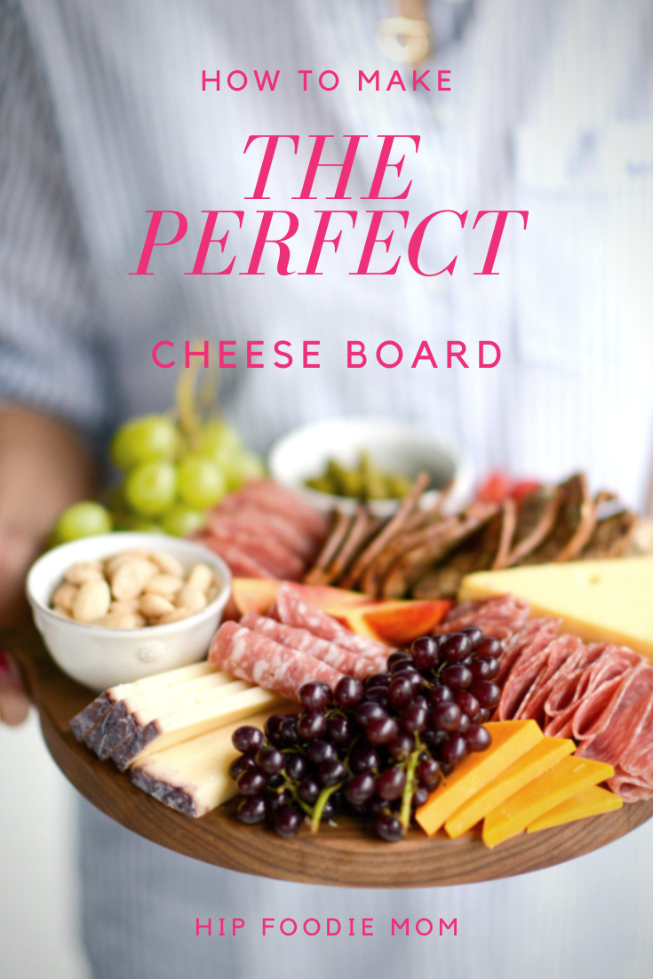 How to Make the Perfect Cheese Board